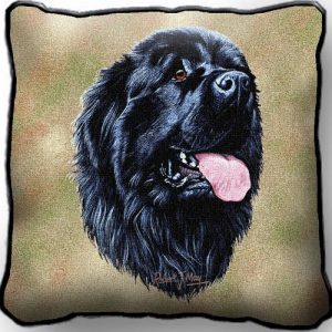 Newfoundland Tapestry Cushion Cover-0