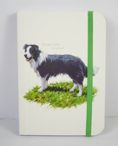 Note Book-Border Collie-0