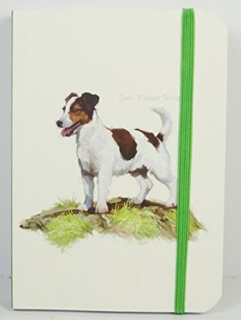 Note Book-Jack Russell-0