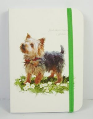 Note Book- Yorkshire Terrier-0