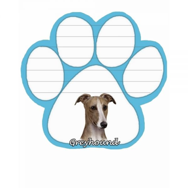 Greyhound Magnetic Note Pad-0