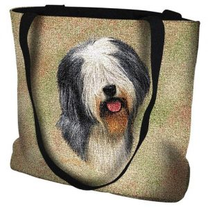 Old English Sheepdog - Tote Bag-0