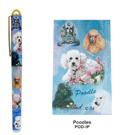 Poodle Deluxe Ink Pen-0