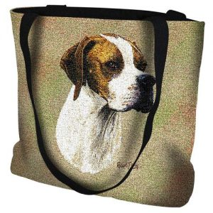 English Pointer Tote bag-0