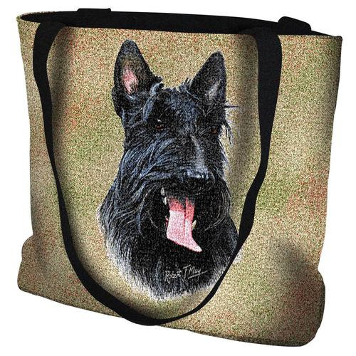 Scottish Terrier – Tote Bag-0