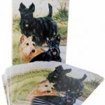 Scottish Terrier – Deck of Playing Cards-0