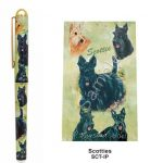 Scottish Terrier Deluxe Ink Pen-0