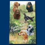 Gordon- Irish- English Setters Deluxe Ink Pen--0
