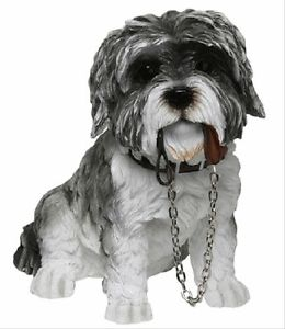 Shih Tzu Walkies figurine-0