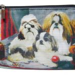 Shih Tzu - Zippered Pouch-0