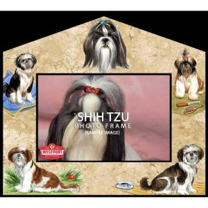 Shih Tzu Photo Frame-0
