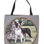 Boston Terrier Tapestry Tote bag-0