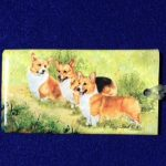 Welsh Corgi Luggage Bag Tag-0