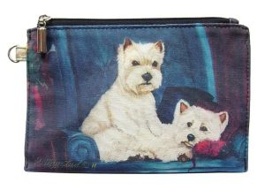 West Highland Terrier - Zippered Pouch-0
