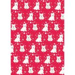 West Highland Terrier – 6 x Christmas Gift Wrap & Tag-0