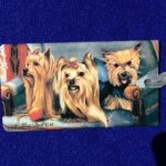 Yorkshire Terrier Luggage Bag Tag-0