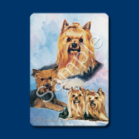 Yorkshire Terrier - Deck of Playing Cards-0