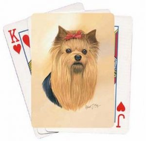 Yorkie - Deck of Playing Cards-0