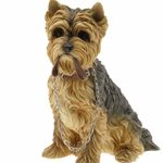 Yorkshire Terrier Sitting figurine-0
