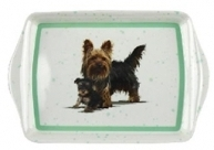 Yorkshire Terrier Small Tray-0