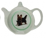 Yorkshire Terrier - Tea Bag Tidy Dish-0