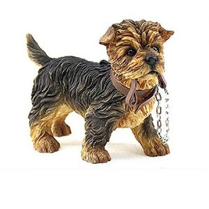 Yorkshire Terrier Walkies Figurine-0