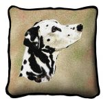Dalmatian Tapestry Cushion Cover-0