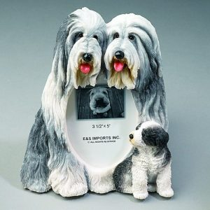 Bearded Collie Photo Frame-0