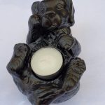 Labrador Candle Holder 380CO