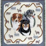 Australian Shepherd - Tapestry Throw-0