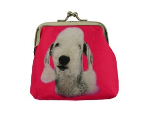Bedlington Terrier Coin Purse-0
