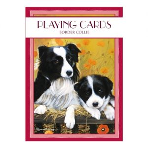 Border Collie- Deck of Playing Cards-0