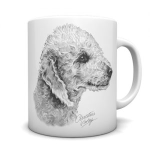 Bedlington Terrier Mug-0