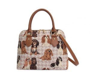 Cavalier King Charles Spaniel Convertible Bag-0