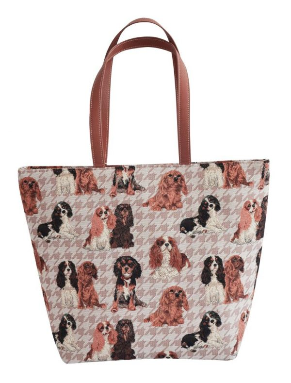 Cavalier King Charles Spaniel – Shoulder Bag-0