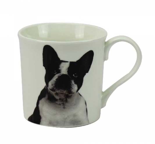 Boston Terrier  – Fine China Mug-0