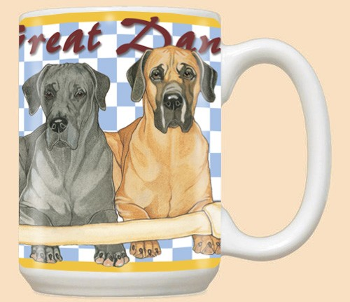 Great Dane Mug-0