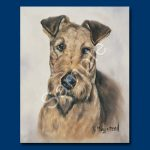 Irish Terrier - 6 pack Note Cards-0