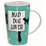 Mad Dog Lover Latte Mug-0