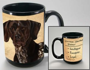 German Shorthaired Pointer Mug-0