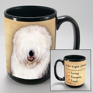 Old English Sheepdog Mug-0