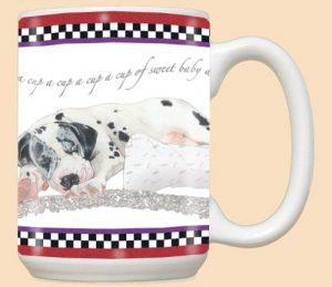 Great Dane Mug--0
