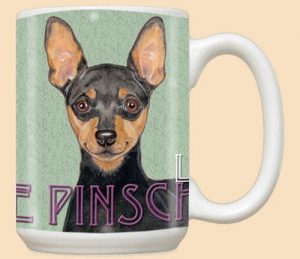Miniature Pinscher Mug-0