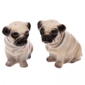Cute Pug Pepper & Salt Set-0