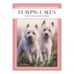 West Highland Terrier- Deck of Playing Cards-0