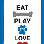 Eat Play Love Car Magnet-0