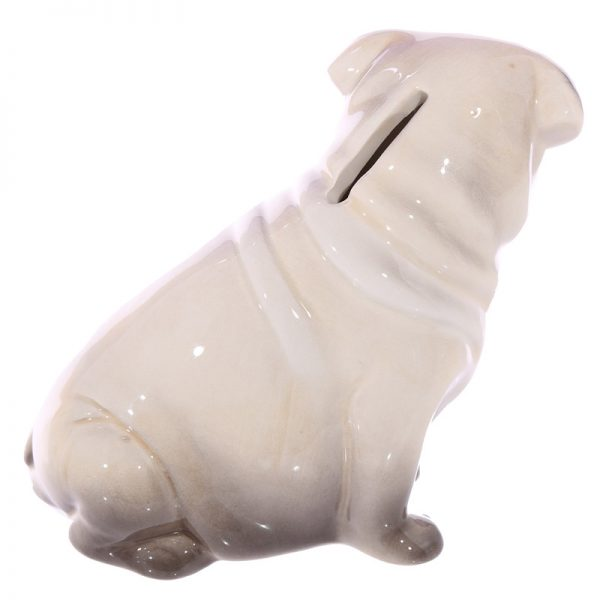 Pug Money Box-5761