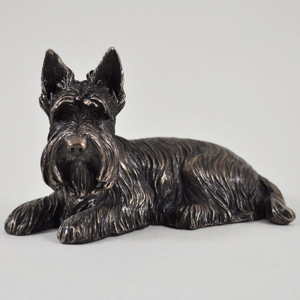 Scottish Terrier – Cold Cast Bronze-0