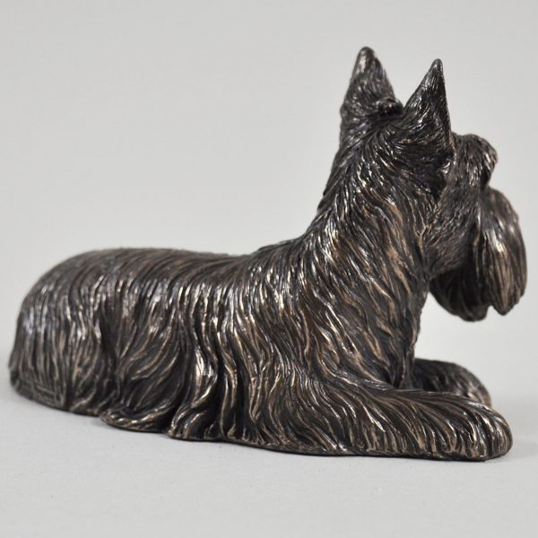 Scottish Terrier – Cold Cast Bronze-5499