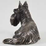 Scottish Terrier – Cold Cast Bronze-5500